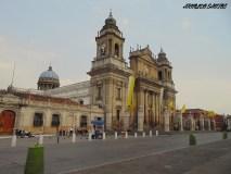 La Historia de la Catedral Metropolitana de la Ciudad de Guatemala