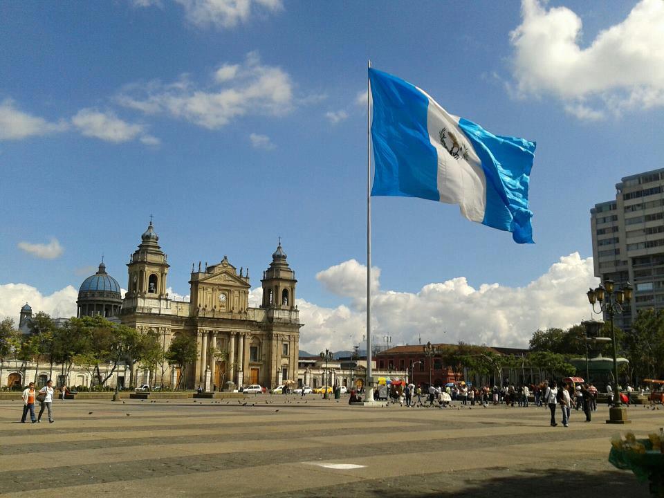 La Catedral en Centro Historico foto por Edgar Rodas Collier - La Historia de la Catedral Metropolitana de la Ciudad de Guatemala