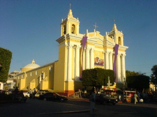 Catedral de Huehuetenango Mario Josue Santizo Del Valle - El Departamento de Huehuetenango
