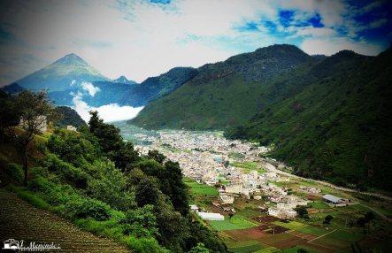Municipio de Zunil, Quetzaltenango - foto por Jairo Menendez