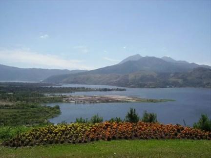 Lago de Amatitlan Otto Fernando Ruano Cifuentes - El Origen de Amatitlán