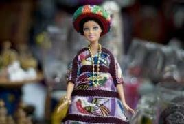 Barbie guatemalteca
