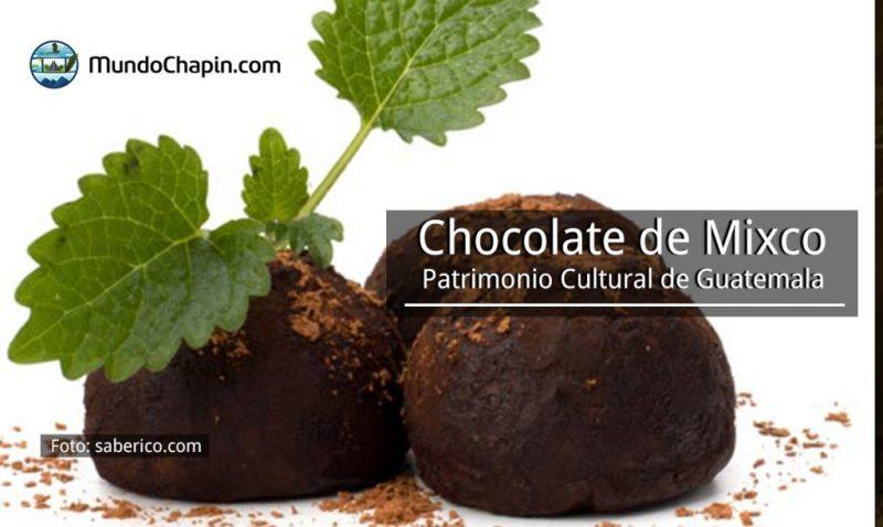 Chocolate de Mixco – Patrimonio Cultural de Guatemala