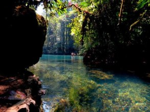 Parque Ecológico Hun Nal Yé foto por German Velasquez - Guía Turística - Cuevas y Grutas en Guatemala