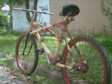 bicicleta de bambu 5 - Bicicletas de Bambú - Hechas en Guatemala