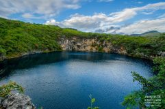 Guía turística – Cenotes de Candelaria