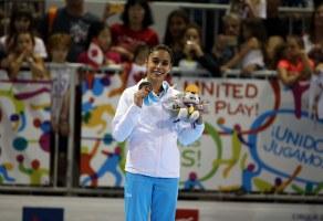 Ana Sofía Gómez, gimnasta