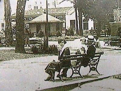 Jardines del parque de la Concordia 2 - El Origen del Parque la Concordia (Enrique Gómez Carrillo)