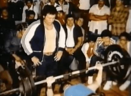 rolando de leon 10 - José Rolando de León, campeón de levantamiento de pesas
