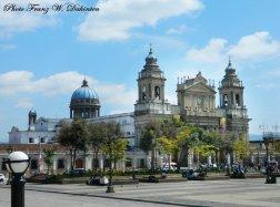 Catedral Metropolitana de la capital foto por Franz W. Dahinten - Galería – Fotos de la Ciudad de Guatemala