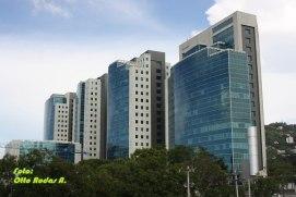 Centro Empresarial Zona Pradera, Zona 10 - foto por Otto M. Alvarez