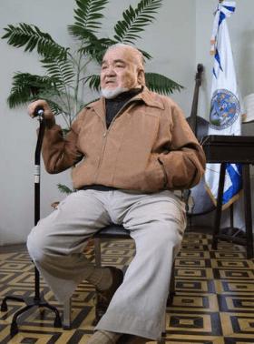 El maestro Jorge Sarmientos foto por Enciclopedia Guatemala - Jorge Alvaro Sarmientos, compositor y director