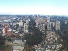 Final de la Avenida las Americas Zonas 13 y 14 foto por Heber Pazos - Galería – Fotos de la Ciudad de Guatemala