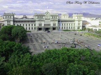 Palacio Nacional de la Cultura foto por Franz W. Dahinten - Galería – Fotos de la Ciudad de Guatemala