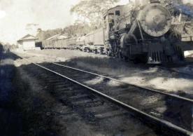 Recuerdos del Ferrocarril Guatemala foto por Guillermo Gonzales - Galería – Fotos del Ferrocarril de Antaño en Guatemala