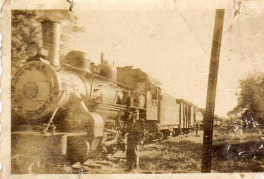 Recuerdos del Ferrocarril de Guatemala 2 foto por Guillermo Gonzales - Galería – Fotos del Ferrocarril de Antaño en Guatemala