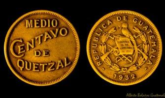 El Origen de la Moneda en Guatemala