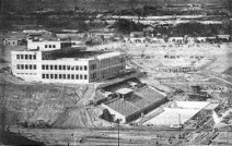 Ciudad Olimpica - foto de la construccion