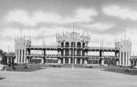 El Campo de Marte 1948 - Galería – Fotos de Guatemala de Antaño