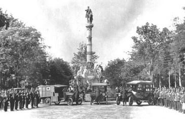 Estatua de Miguel Garcia Granados 1915 - Galería – Fotos de Guatemala de Antaño