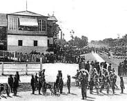 Recuerdos de Guatemala Desfile de las fiestas Minervas 1 - Galería – Fotos de Guatemala de Antaño