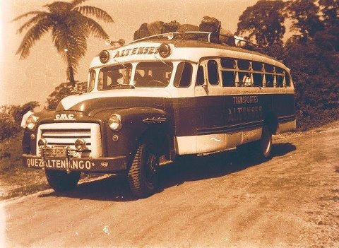 recuerdos camioneta colina de los tres tambores - Galería – Fotos de Guatemala de Antaño