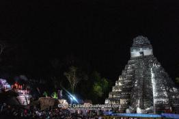 Baktun 13 celebracion en Tikal foto por Maynor Marino Mijangos - Galería – Fotos de la Celebración del Baktún 13, Guatemala 2012