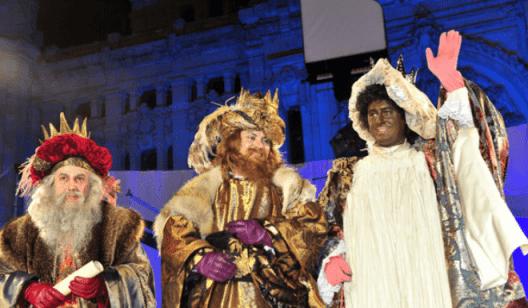 Reyes Magos foto por spanish.news .cn  - La Celebración Del Día De Los Reyes Magos, 6 De Enero