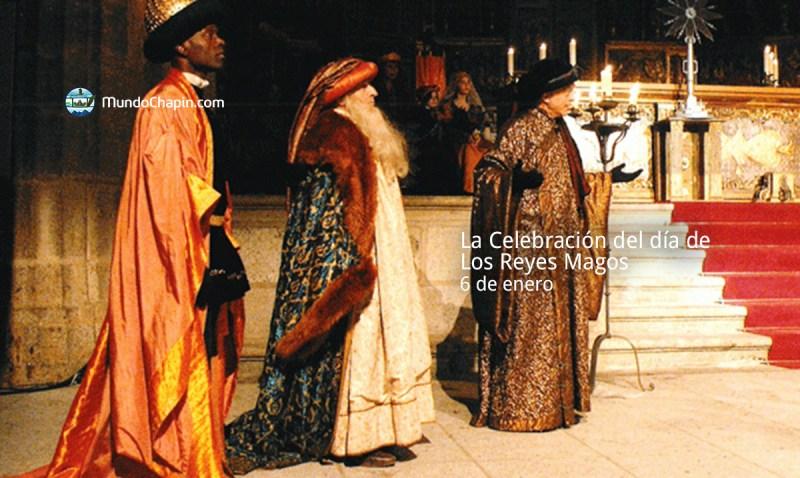 La Celebración Del Día De Los Reyes Magos, 6 De Enero