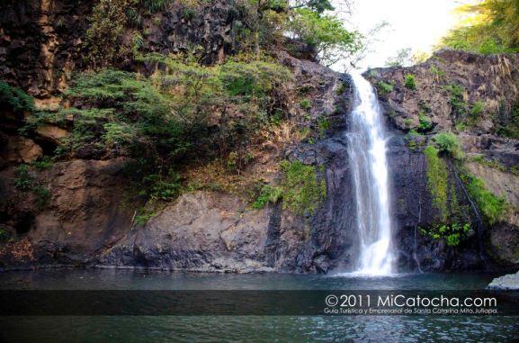 Cascada p6 de los Encuentros San Manuel Chaparrón Jalapa foto por 2011 MiCatocha - Galería - Fotos de Cataratas y Cascadas en Guatemala