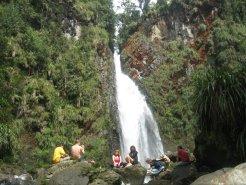 Catarata Rubel Chaim en Ram Tzul