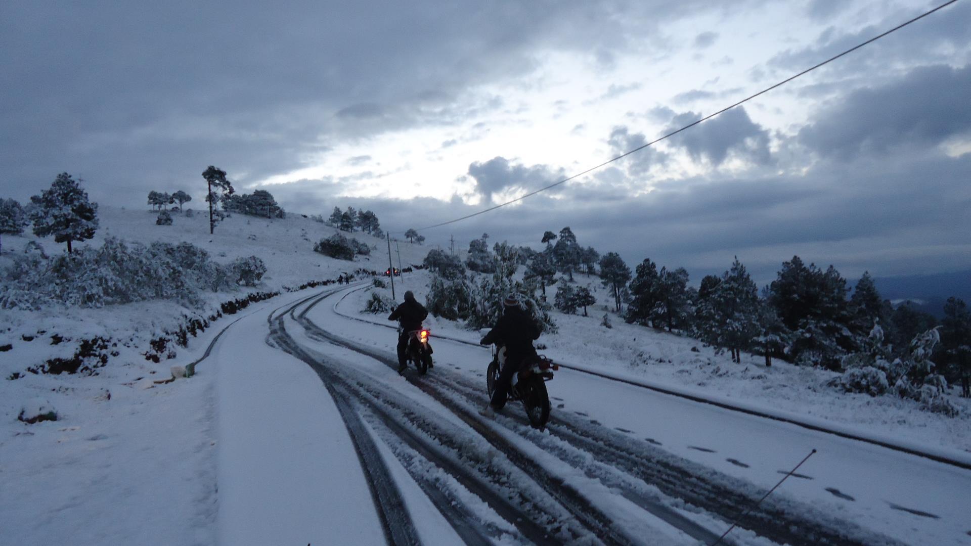 Galer a fotos de la nieve en san marcos guatemala enero 25 2013 solo lo mejor de guatemala - Lino 5 metre de large ...