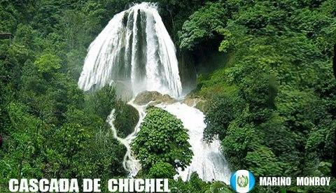 catarata de chichel San Juan Cotzal quiche marino monroy SUPER - Galería - Fotos de Cataratas y Cascadas en Guatemala