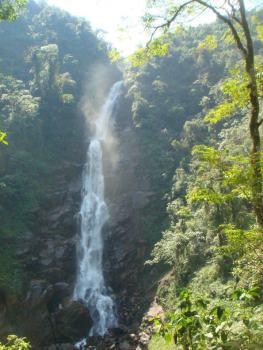 cataratas p1 El Salto Chilasco foto por Cesar Méndez quien - Galería - Fotos de Cataratas y Cascadas en Guatemala