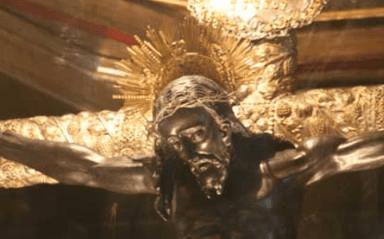 senor de esquipulas por basilicadeesquipulas.org  - Celebración del Santo Cristo de Esquipulas, 15 de Enero