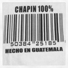 Arte gráfico de Guatemala, hecho en Gt. composición por Douglas E Alvarado Barahona