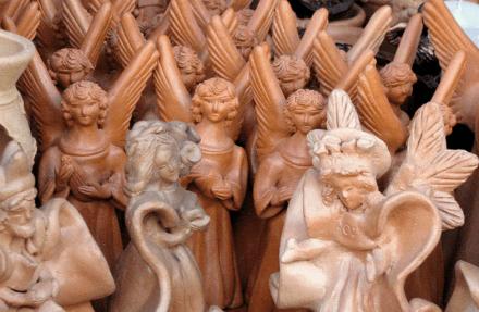 Artesanias de Chinautla ceramica foto por Roberto Urrea - La Cerámica de Chinautla