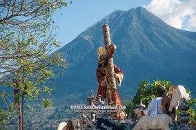 Procesión de Jesús Nazareno del Perdón Antigua Guatemala 2 foto Maynor Marino Mijangos - Galeria - Fotos de La Cuaresma y Semana Santa en Guatemala