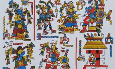 Lacambalam dibujo 1 - Lacambalam - Primer Libro de las Américas