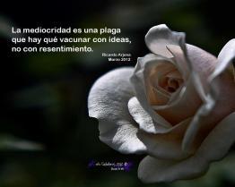 Mensaje de Arjona - foto por Karla Castellanos