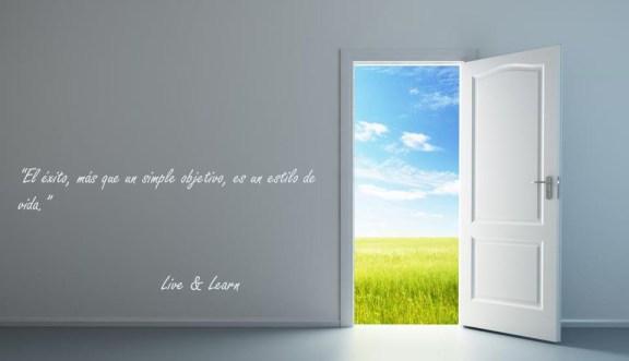 live and learn door - Live & Learn - Empresa de Servicios de Psicología Aplicada