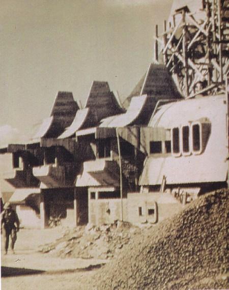 Construcción Teatro Nacional Segunda Etapa - La construcción del Teatro Nacional