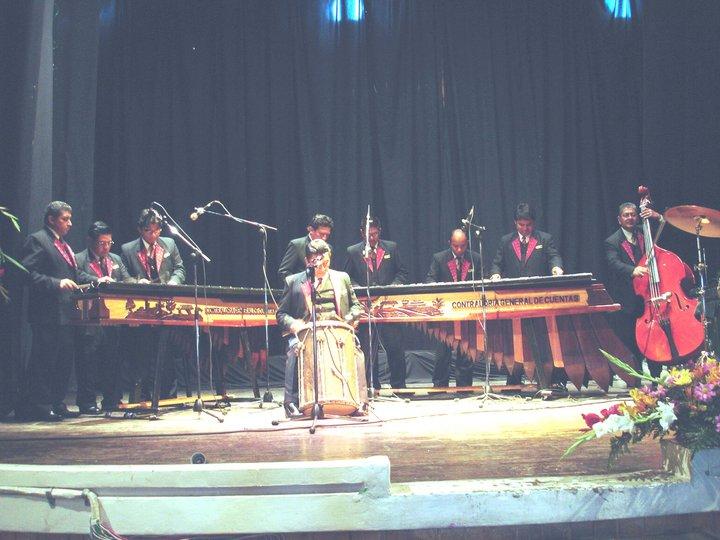 Emsamble de Marimbas 1 - Listos para el gran festival en honor a la marimba