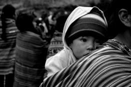 Rostros de niños 2 Fotografía por Jess Herrarte - Rostros de Esperanza en Sololá por Organización HOPE Worldwide