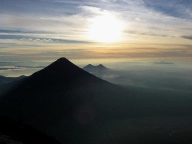 desde la cumbre del acatenango david perez SUPER - Galería - Fotos de Guatemala por David Pérez