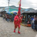 diablo - Guía Turística - Rabinal, Baja Verapaz