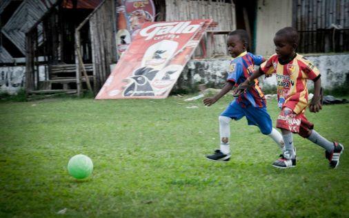 Futbol Livingston Carlos Zaparolli - Guía Turística - Livingston, Izabal y el Caribe Guatemalteco