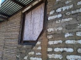 El maíz es utilizado hasta en la construcción de casas