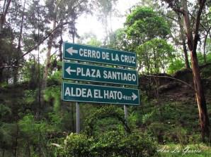 16 - Guía Turística - Cerro de la Candelaria, Mirador de la Cruz