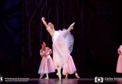 Ballet2 Fotografía por Tito Arriola - Ballet de Guatemala